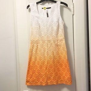 Kensie ombré dress, M
